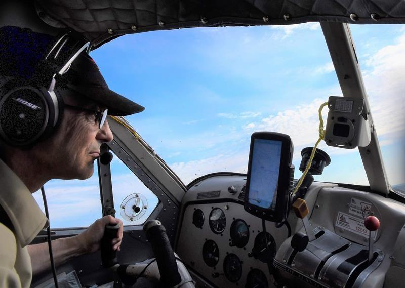 Pilot on downed float plane identified as search continues for missing