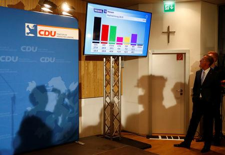 Merkel to stand down as CDU leader, stay German Chancellor