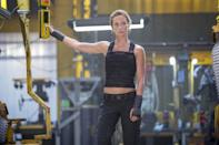 "<p>Emily Blunt totally earned her badass action star bona fides by completely holding her own alongside Tom Cruise in this futuristic flick. We would very much like to know every detail of the workout regimen she used to prepare for her role as Rita, who trains Cruise's William Cage on his fighting skills.</p> <p><a href=""https://www.amazon.com/gp/video/detail/amzn1.dv.gti.d6a9f794-a69d-cb5e-a169-525eaa312f55?autoplay=1"" rel=""nofollow noopener"" target=""_blank"" data-ylk=""slk:Available to rent on Amazon Prime"" class=""link rapid-noclick-resp""><em>Available to rent on Amazon Prime</em></a></p>"