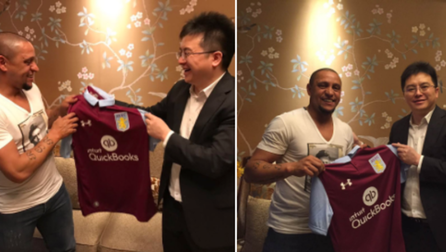 ​A tweet sent out by Aston Villa owner Tony Xia has sent Aston Villa fans into belief that they have sensationally signed 44-year-old retired Brazilian legend Roberto Carlos. The Villans have suffered a difficult couple of years in football. After being relegated from the Premier League, Steve Bruce's side could only muster up a 13th placed finish in this season's Championship. However, many fans of the Midlands club seemed to think their fortunes were about to turn when club owner Xia posted...