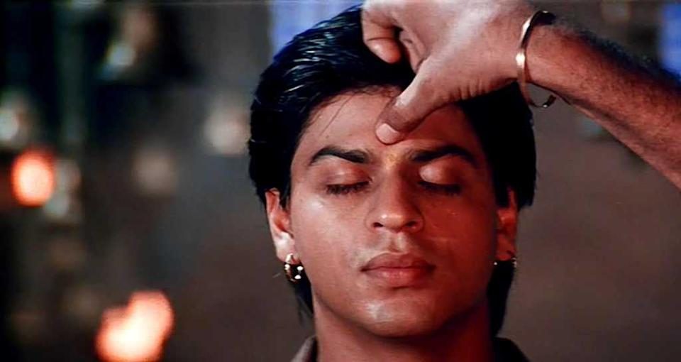 Prior to <em>Karan Arjun</em>, SRK had worked in Rakesh Roshan's <em>King Uncle</em> (1993) and later in <em>Koyla</em> (1997). But this is Salman's only film with the filmmaker. Hrithik Roshan assisted his father in this movie.