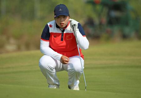 FILE PHOTO: Golf - Women's Individual Stroke Play