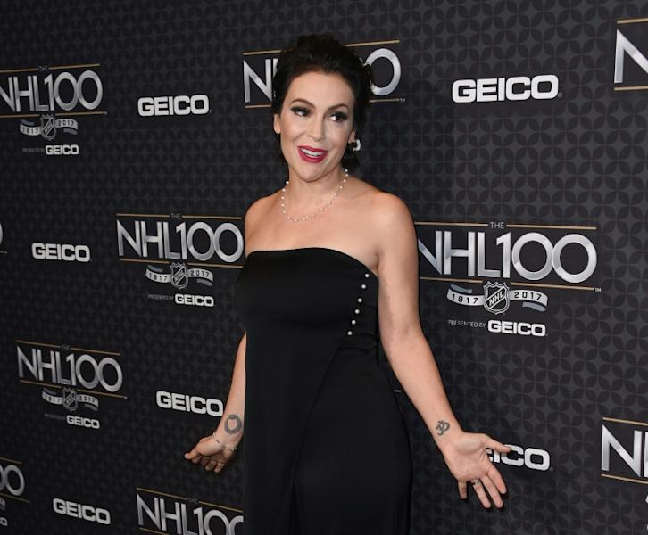 Alyssa Milano sparked an outpouring of tweets recounting painful personal accounts of sexual abuse in the wake of the Harvey Weinstein scandal