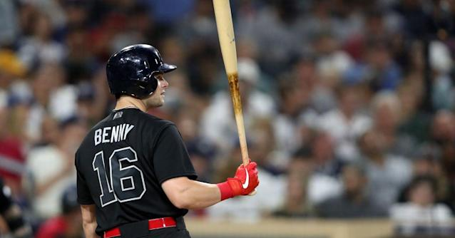Red Sox at Padres Lineups: Goin' for the sweep