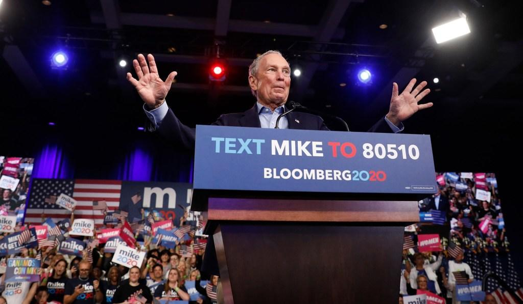 Bloomberg's Bad Timing