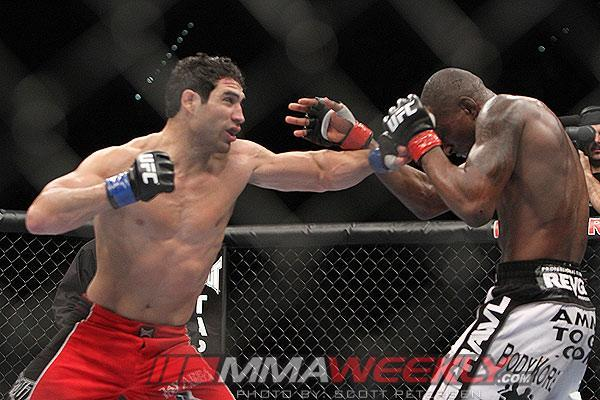 Danny Castillo Agrees to Charlie Brenneman UFC 172 Bout After Vallie-Flagg Re-Booked with Gomi