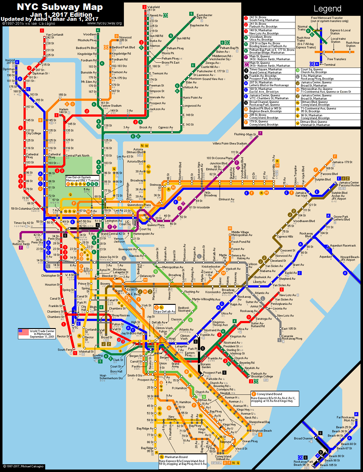 Nyc Subway Map From 2000.New York City Subway Crisis Keeps Getting Worse Video