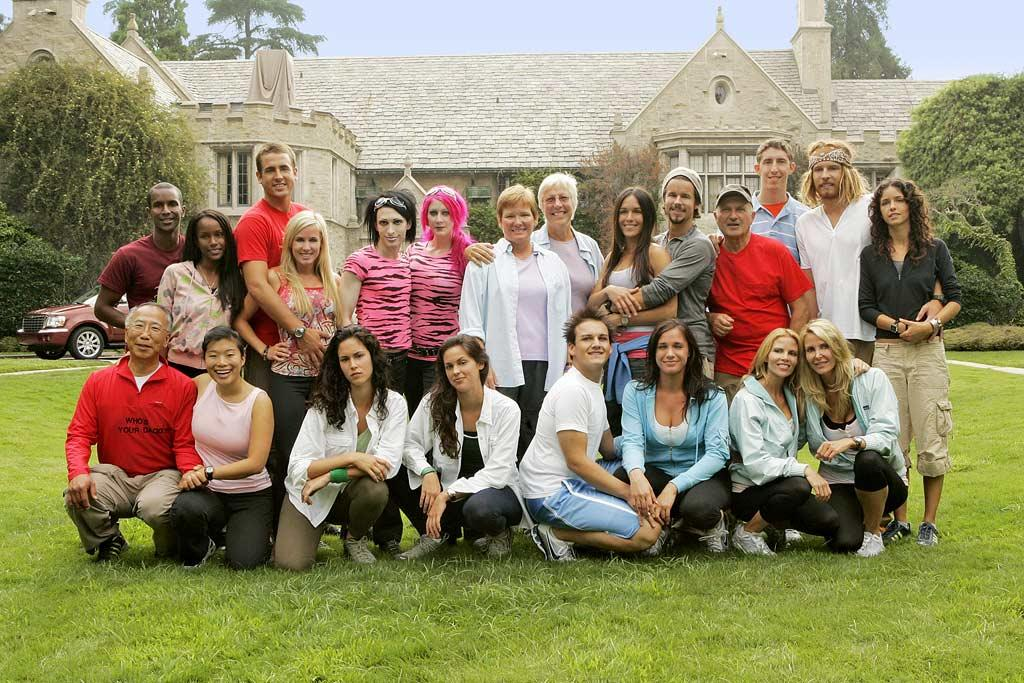 """<a href=""""/the-amazing-race-12/show/41743"""">The Amazing Race</a>, airing on CBS."""