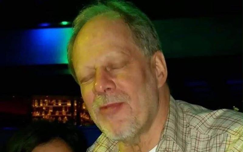 Stephen Paddock, 64, was named by police as the perpetrator of the shooting