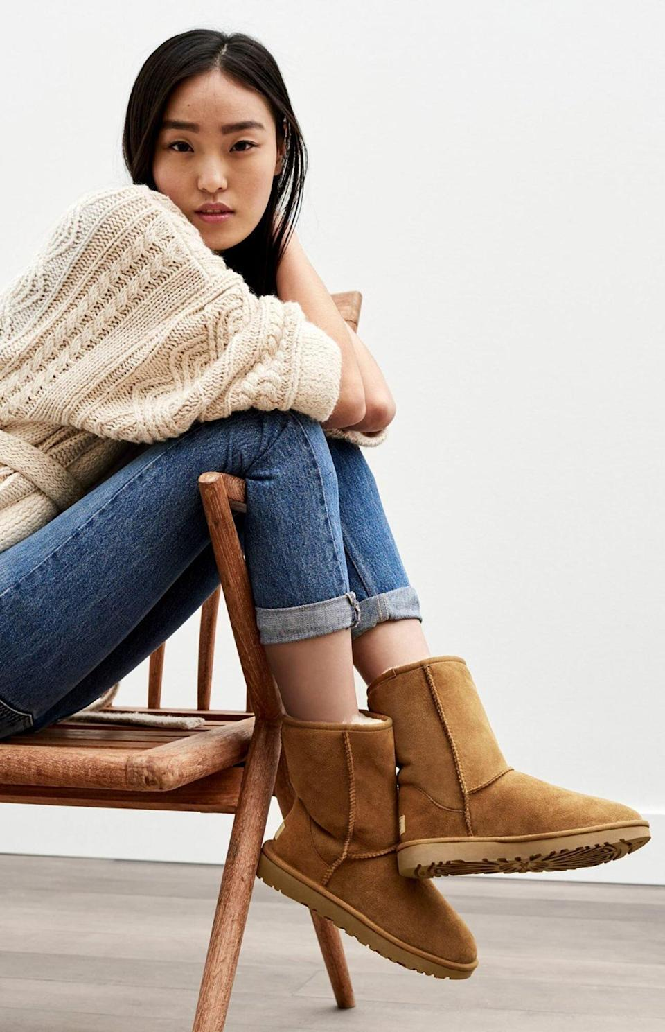 Ugg Boots Restock at Nordstrom