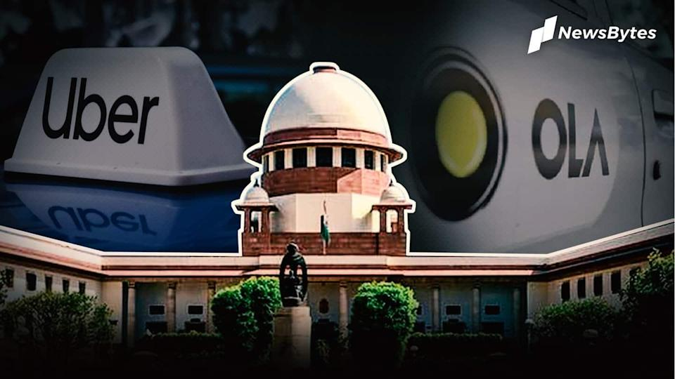 SC says Ola and Uber not acting as a cartel
