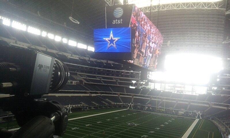 """Breakthrough """"freeD"""" Sports Replay System for NBC Sunday Night Football To Be Powered by Teledyne DALSA Cameras"""