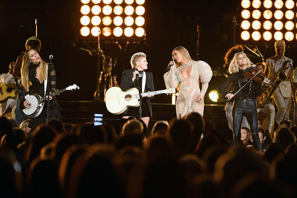<p>From nostalgia inducing performances from the '50s to recent award shows, relive these can't-believe-it moments.</p>