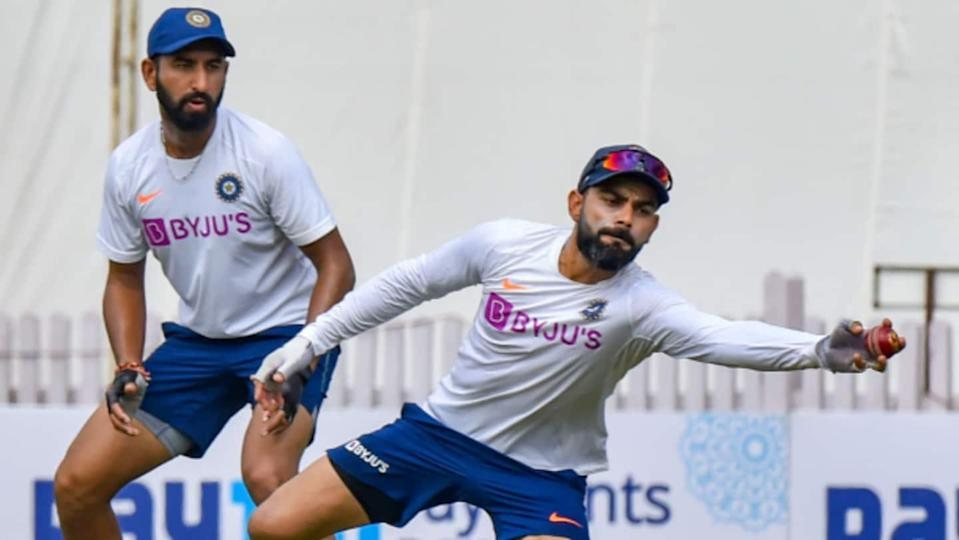 India vs England: A look at Virat Kohli in numbers