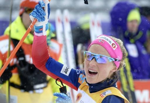 Norwegian cross country skier Therese Johaug fails drug test