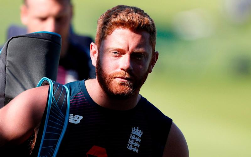 Jonny Bairstow hopes to win a recall in time for the Test series to South Africa - AFP