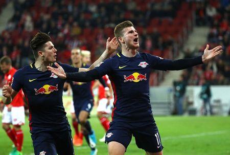 FSV Mainz 05 v RB Leipzig - German Bundesliga