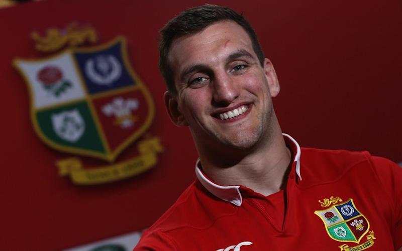 Sam Waburton will captain the Lions against the All Blacks - Getty Images Europe