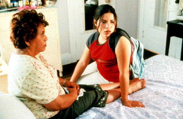 America Ferrera stars in the 2003 film 'Real Women Have Curves' (Photo: Newmarket/Courtesy Everett Collection)