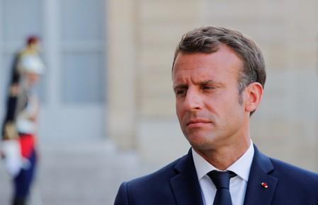 France's Macron discussed need for broad digital tax deal with Trump - Elysee