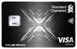 StanChart's X Card vs Other Premium Credit Cards | SingSaver