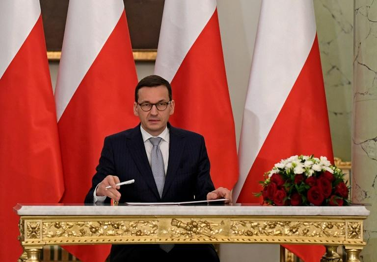 Mateusz Morawiecki pledged to continue the government's generous social welfare measures