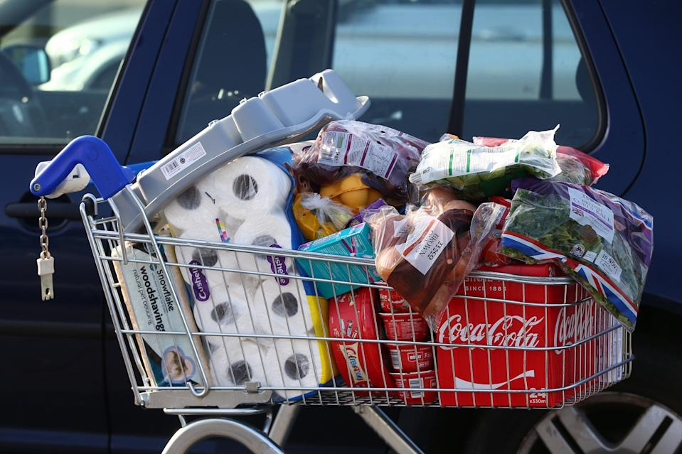 The weekly shop may be more expensive after the Brexit transition ends (Getty Images)