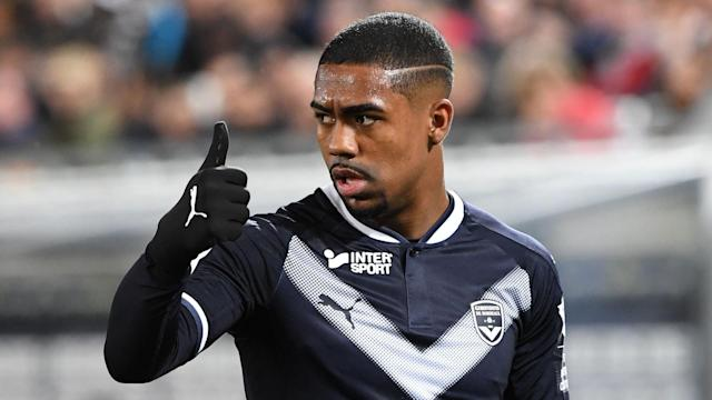 Malcom snubbed Roma to sign for Barca in July