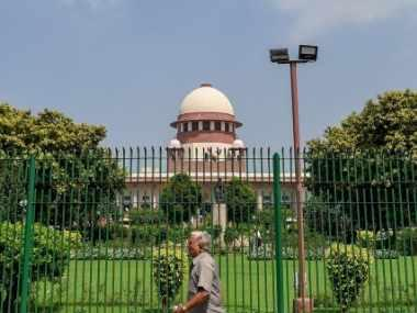 Black money case: SC seeks response from Chidambaram's wife, son on I-T Dept plea; apex court refuses to stay Madras HC order