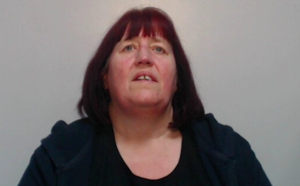 Gail Anne Cotton ran the UK side of a drugs racket from her home. (Reach)