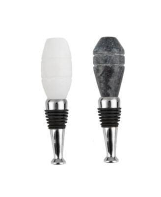<p>These <span>Thirstystone Marble Octagon Bottle Stoppers</span> ($23) are a good deal.</p>