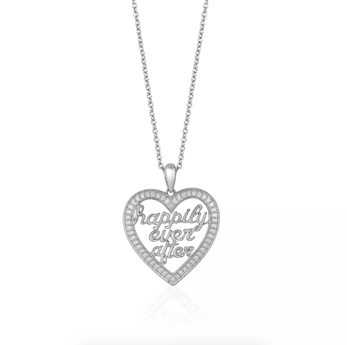 'Happily Ever After' necklace, £499