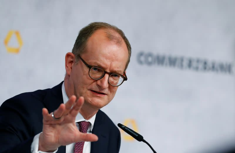 Commerzbank chairman and CEO bow out to give lender a fresh start