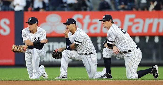 How the Yankees' infield defense could change in 2020
