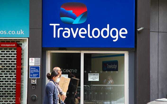 Up to 40 Travelodges could shut - Getty