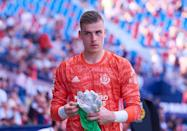 <strong>15 - Andriy Lunin</strong> (20 ans), Ukraine/Real Valladolid.