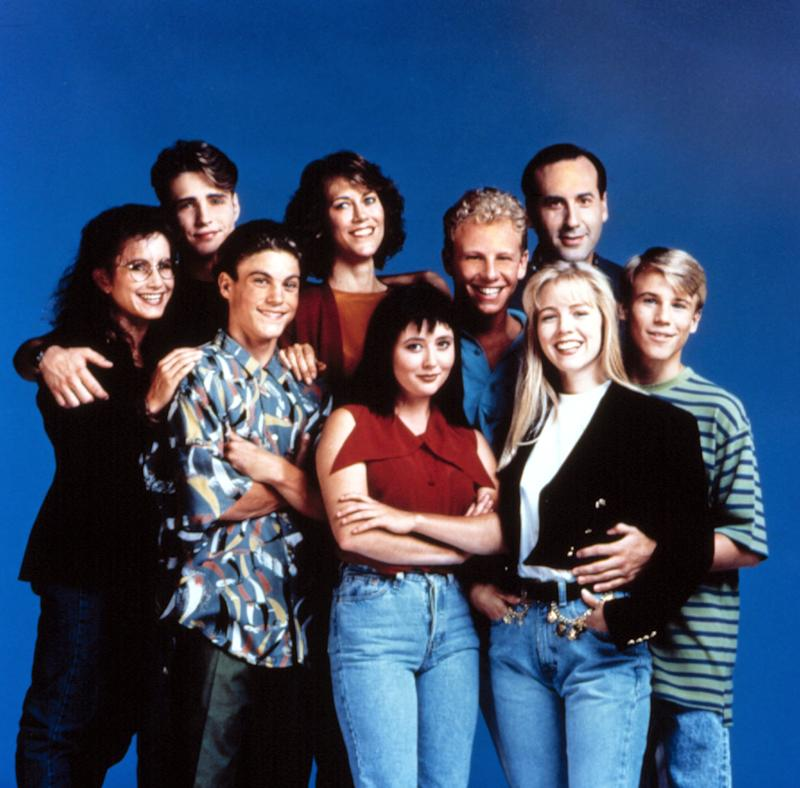 The Beverly Hills, 90210 Reboot Is Really Happening, And