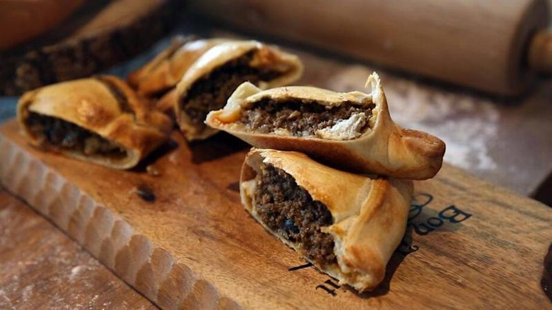 Chilean empanadas are among the many empanadas from throughout Latin America that Empanada Harry's recreates faithfully.