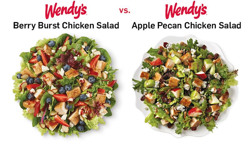 Wendy S Debuts New Berry Burst Chicken Salad With Free Delivery