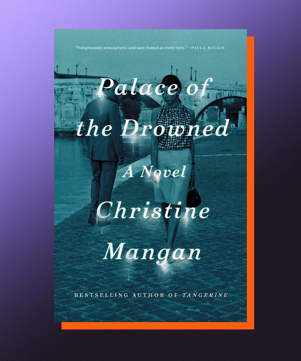 """<strong><em>Palace of the Drowned</em>, Christine Mangan (</strong><a href=""""https://bookshop.org/books/palace-of-the-drowned-9781250804372/9781250788429"""" rel=""""nofollow noopener"""" target=""""_blank"""" data-ylk=""""slk:available here"""" class=""""link rapid-noclick-resp""""><strong>available here</strong></a><strong>)</strong><br><br>If only we all had the option of escaping a personal scandal by retreating to a friend's palazzo in Venice. At least we can all live vicariously through the experiences of <em>Palace of the Drowned</em>'s Frankie Croy. But, do we really want to? After all, Frankie isn't doing all that well: The 40-something novelist is getting the worst reviews of her career, recovering from a stint in a mental hospital (a chic one, but still), and is now alone in Venice, unsure of what to do with herself. When she's approached by a young admirer, Frankie is at first flattered, but then starts to feel suspicious. There are most definitely Patricia Highsmith vibes at work in Christine Mangan's latest, but who doesn't need a little more Ripley-esque energy in their reading lives? Atmospheric, twisting, and full of mystery, <em>Palace of the Drowned</em> is a darkly delightful trip of a book — especially for those of us who aren't traveling very far this summer."""