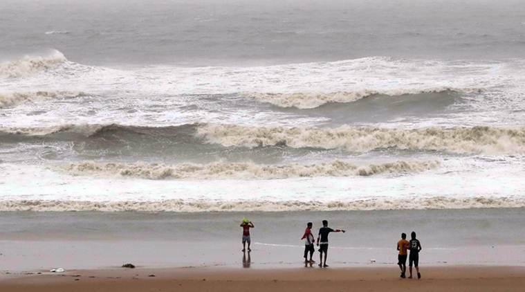 Arabian sea cyclone, Cyclones in India, india monsoon, weather, weather today, Indian express