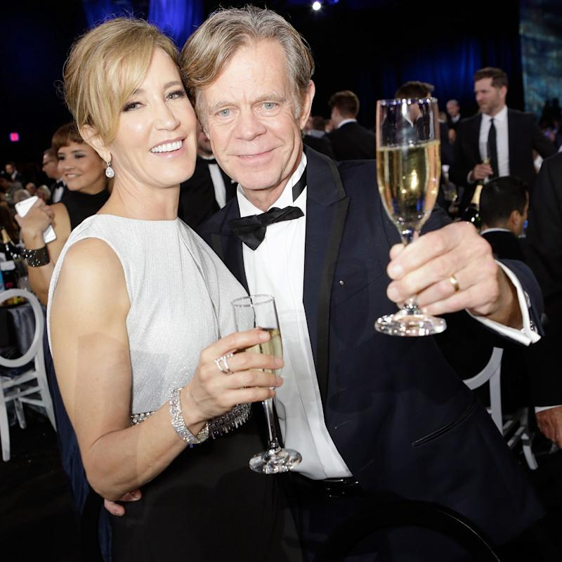 Felicity Huffman Gives Husband William H. Macy a Sweet Birthday Shout-Out