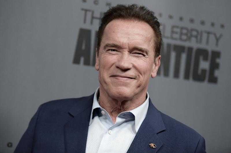 "Arnold Schwarzenegger is leaving ""The New Celebrity Apprentice,"" blaming President Donald Trump for the show's poor ratings"