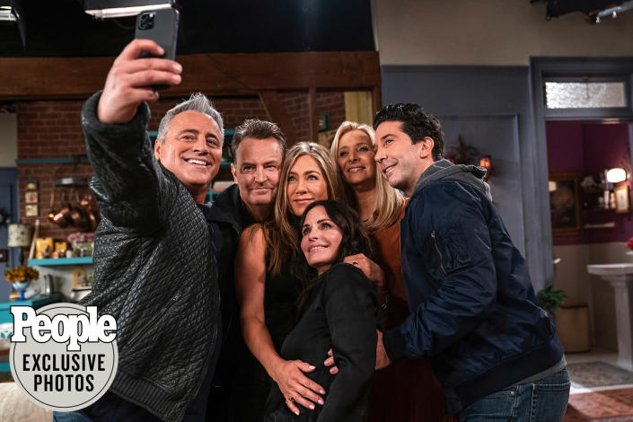 <p>Total nominations for <em>Friends: The Reunion</em>, including Courteney Cox's first ever for the series.</p>
