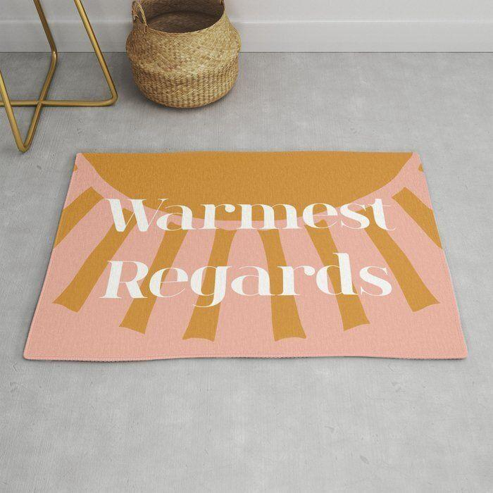 """Available in sizes 2'x3' or 4'x6'. <a href=""""https://fave.co/2Vu7jmS"""" target=""""_blank"""" rel=""""noopener noreferrer"""">Get it for $50+ at Society6</a>."""