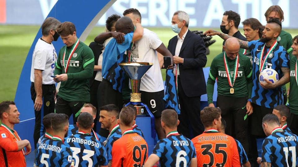 Festa Inter   Jonathan Moscrop/Getty Images