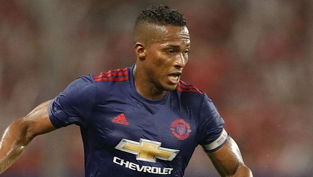 <p>Antonio Valencia was one of Mourinho's very first choices as captain, taking the armband for the second half of the new manager's opening pre-season game against Wigan in July.</p> <br><p>The Ecuadorian international, who has proven to be a genuine asset since making the permanent transition from winger to full-back in recent seasons, subsequently then led the team out as United lined up against Borussia Dortmund for a friendly in China.</p>