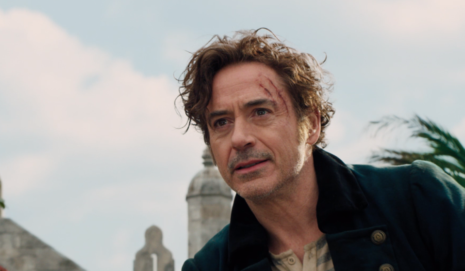 Robert Downey Jr as Dolittle (Universal)