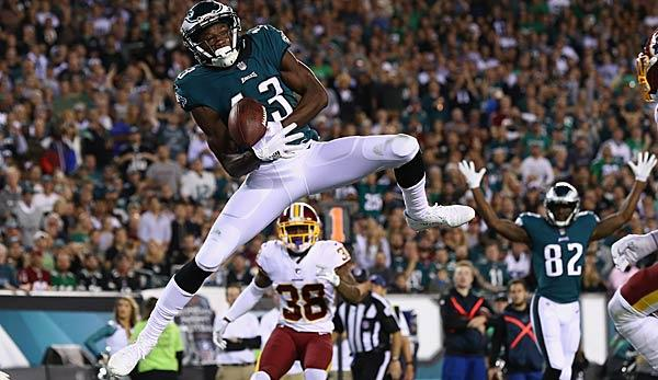 NFL: Höhenflug der Philadelphia Eagles 2017: Eagles fly High