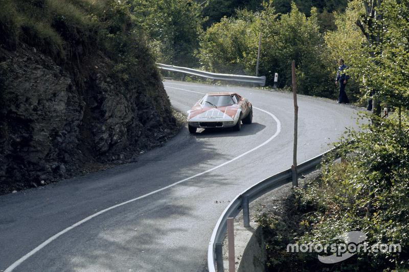 "2. Rally San Remo 1974: 45,16 km/h<span class=""copyright"">LAT Images</span>"